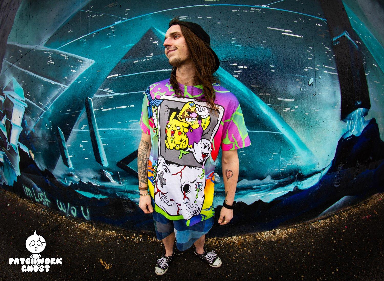 Image of Gloomboy All Over Print Shirt