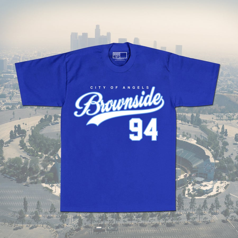 Image of Brownside Baseball Tee