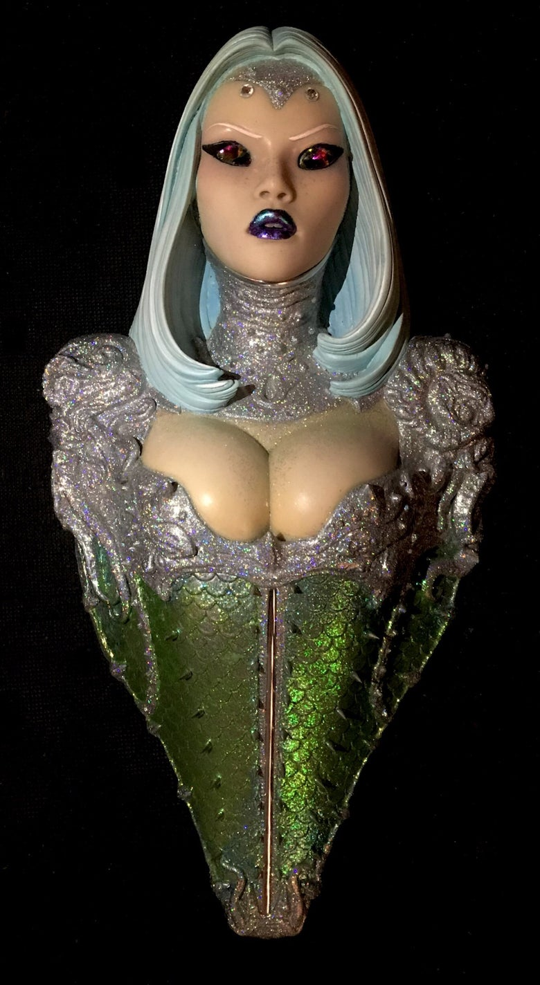 "Image of Colin Christian ""Deep Rising"" Sculpture"