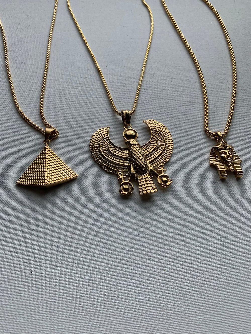 Image of MASC Closet • Large Pendant Necklace