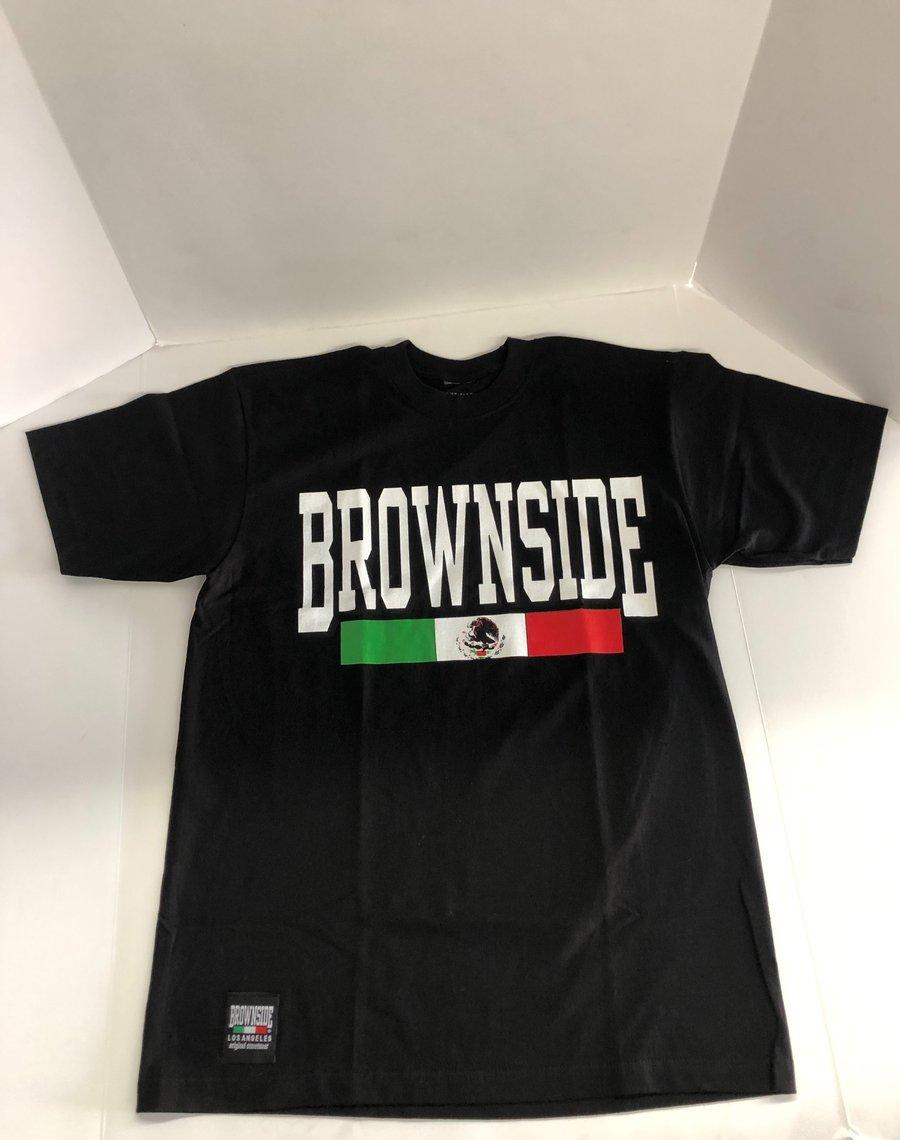 Image of BROWNSIDE TEE W/ TAG