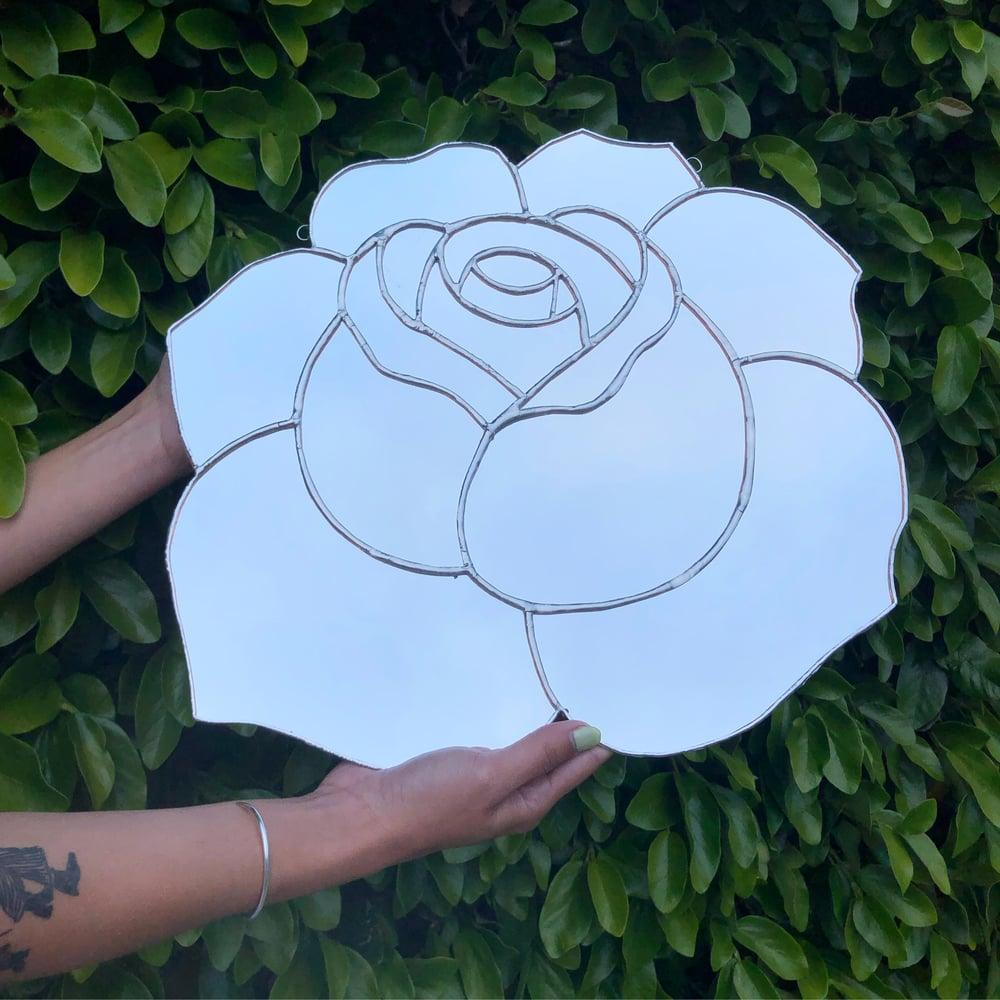 Image of Rose Mirror