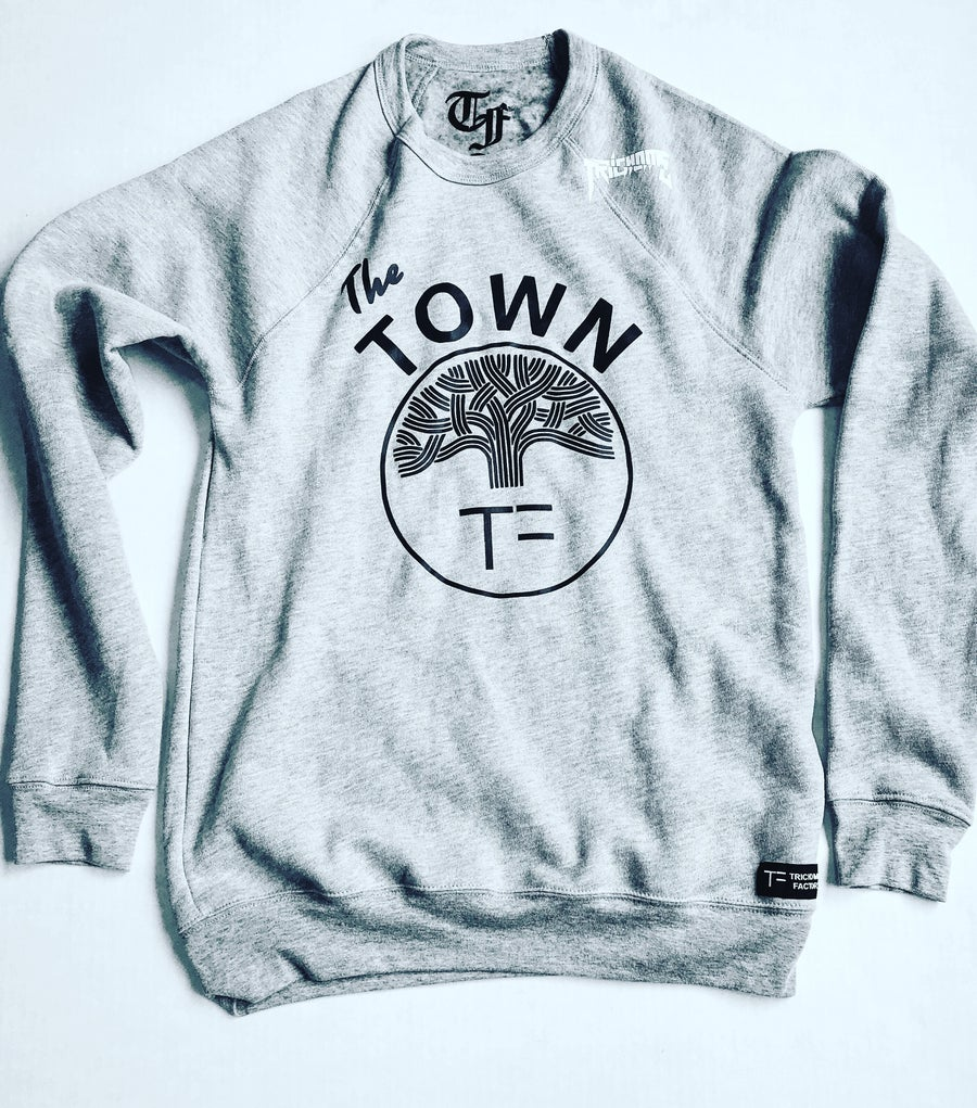 Image of The Town Crewneck