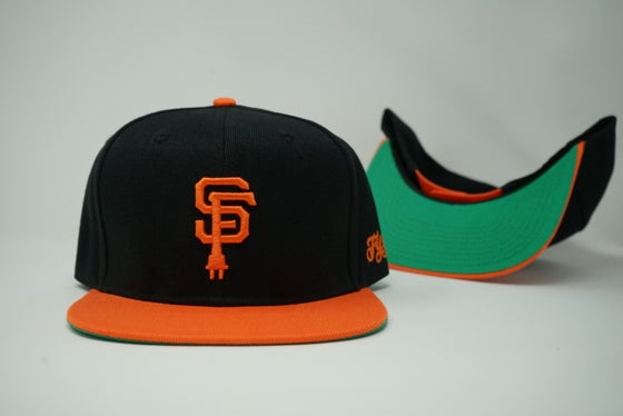 Image of Sf Plug Snapback