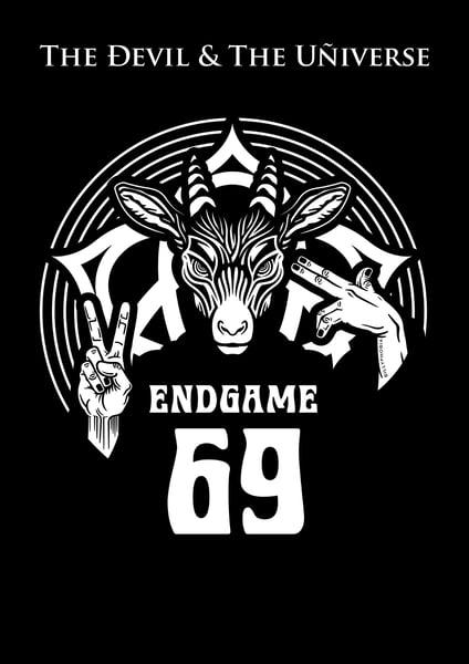 Image of Sticker Endgame 69