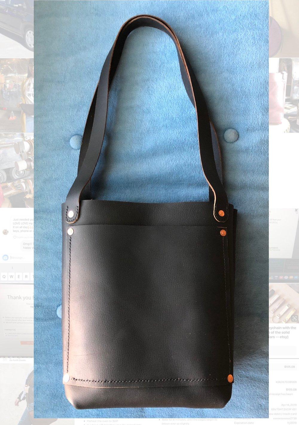 Image of Essential tote bag