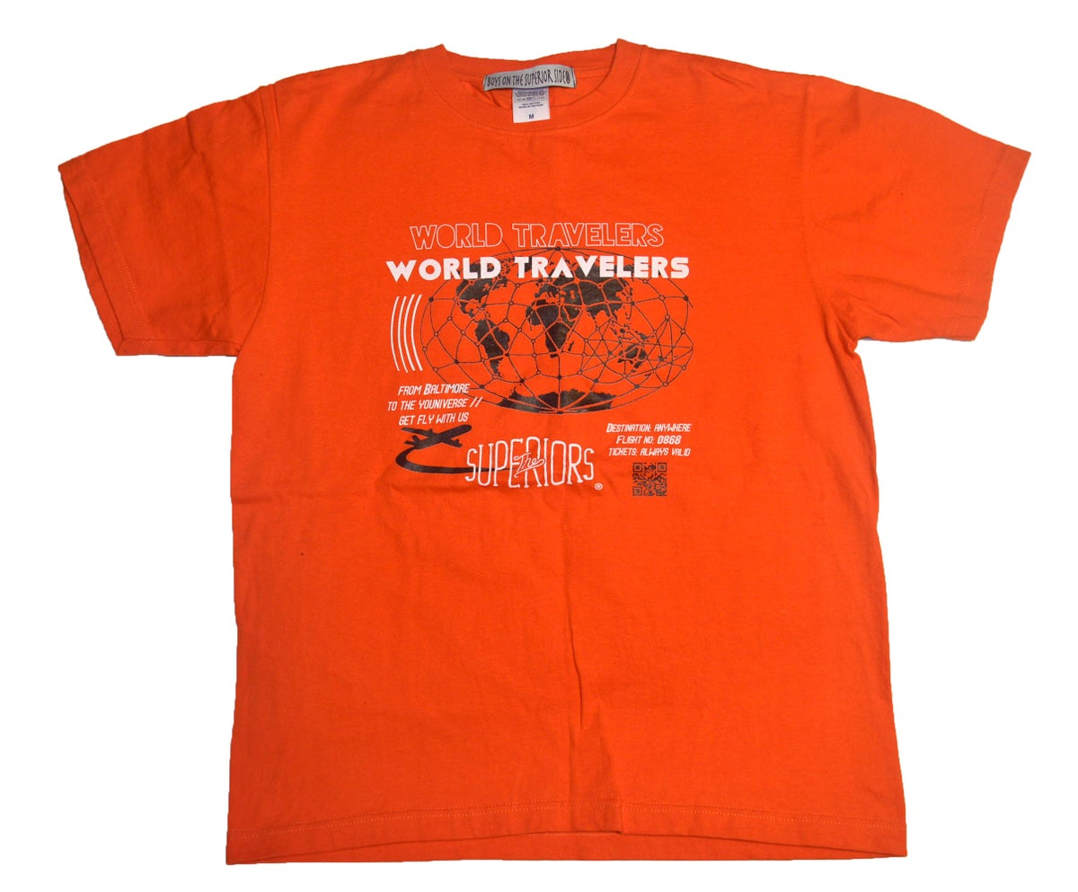 Image of World Travelers T-shirt