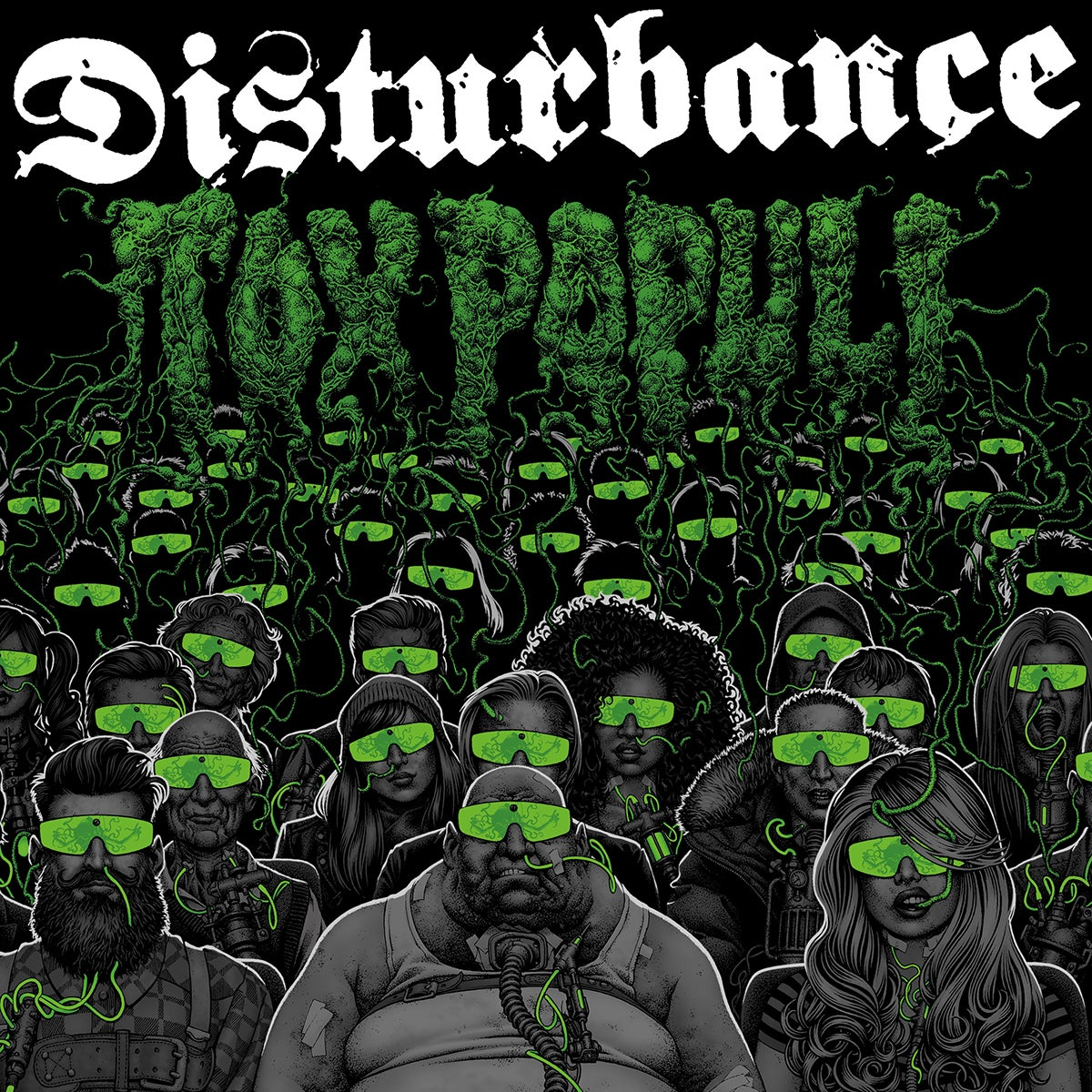 Image of Disturbance - Tox Populi CD
