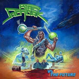 Image of Black Sachbak - VS. The Future LP