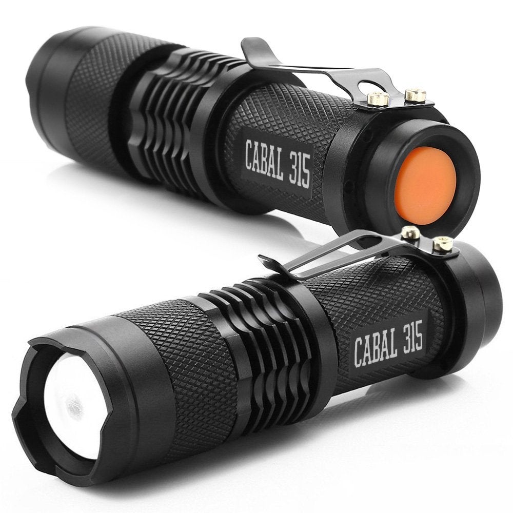 Image of Tactical LED Flashlight