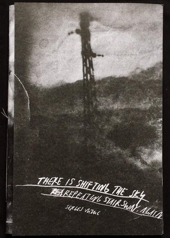 Image of THERE IS SHIFTING THE SKY REPEATING STAIRSWAY, AGAIN -  Sergej Vutuc