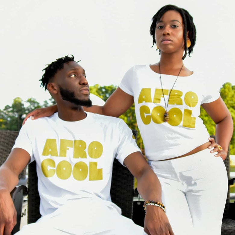 Image of Afro Cool T-Shirt