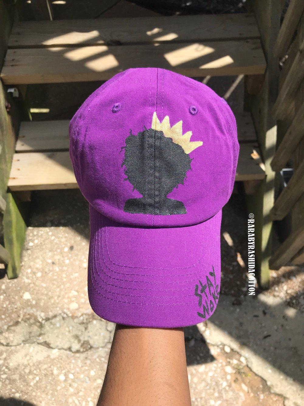 Image of Stay Woke (Purple)