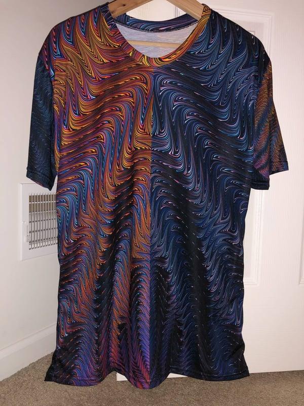 Image of Split Shirt