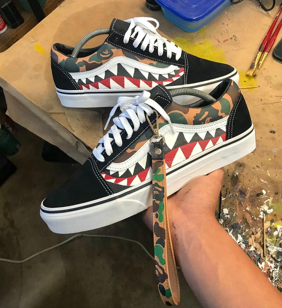 vans custom