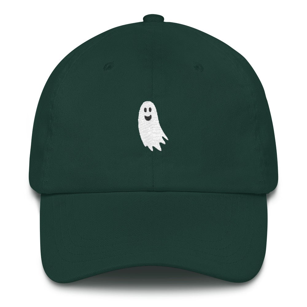 Image of Happy Ghost Hat - Green