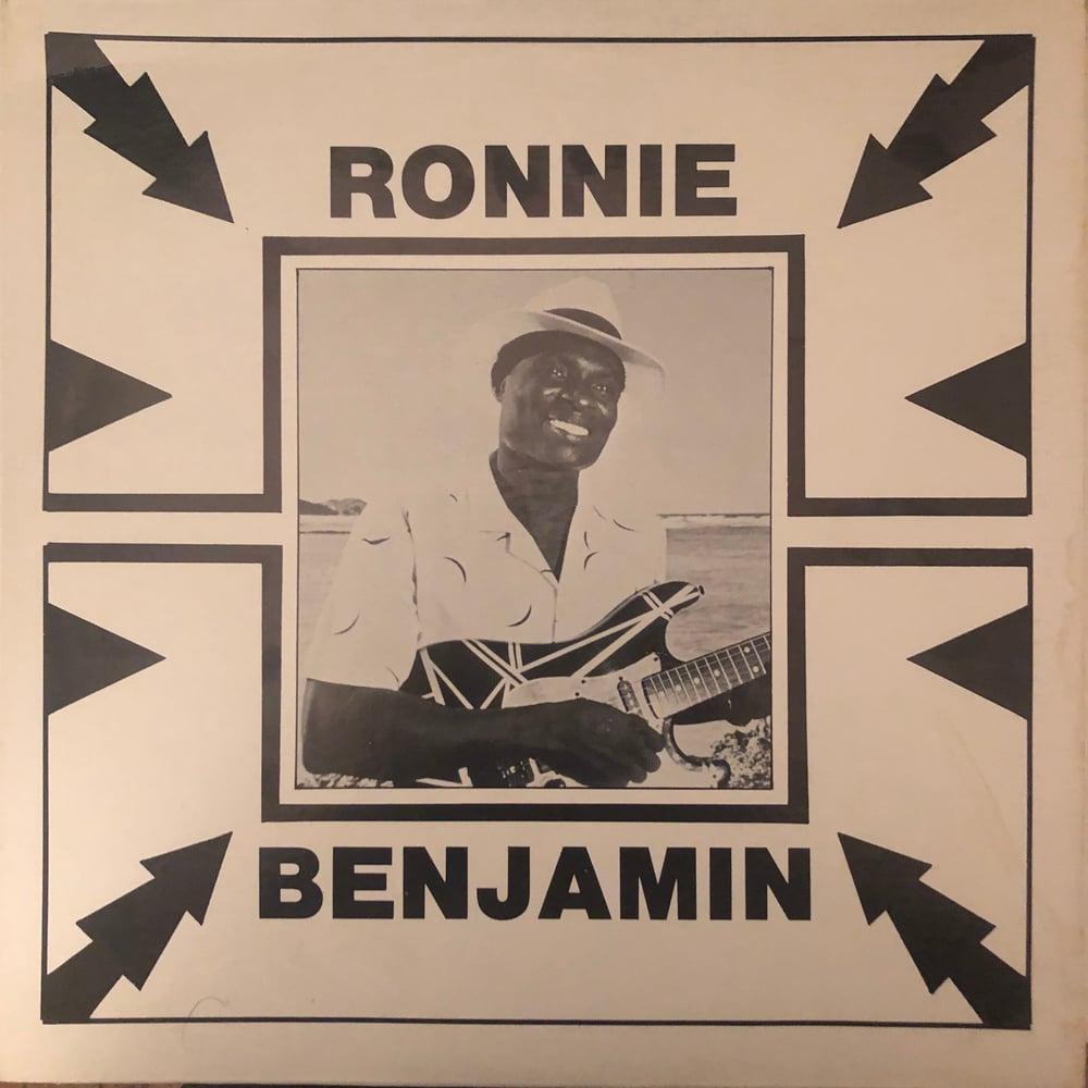 Image of Ronnie Benjamin - Ronnie Benjamin