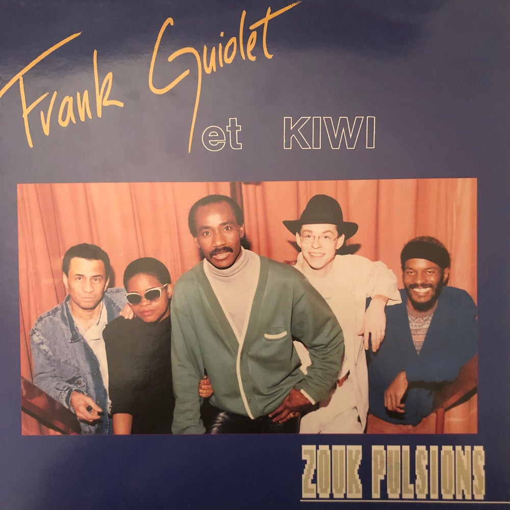 Image of Frank Guiolet ‎– Zouk Pulsions