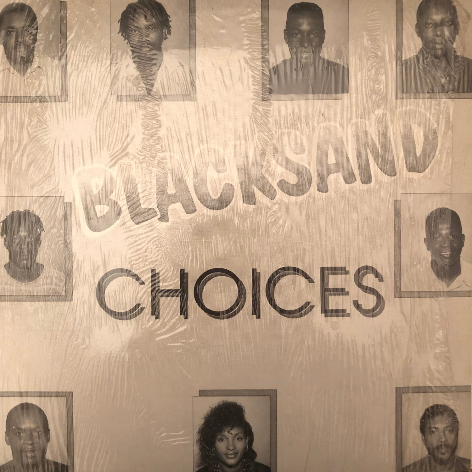 Image of Blacksand - Choices