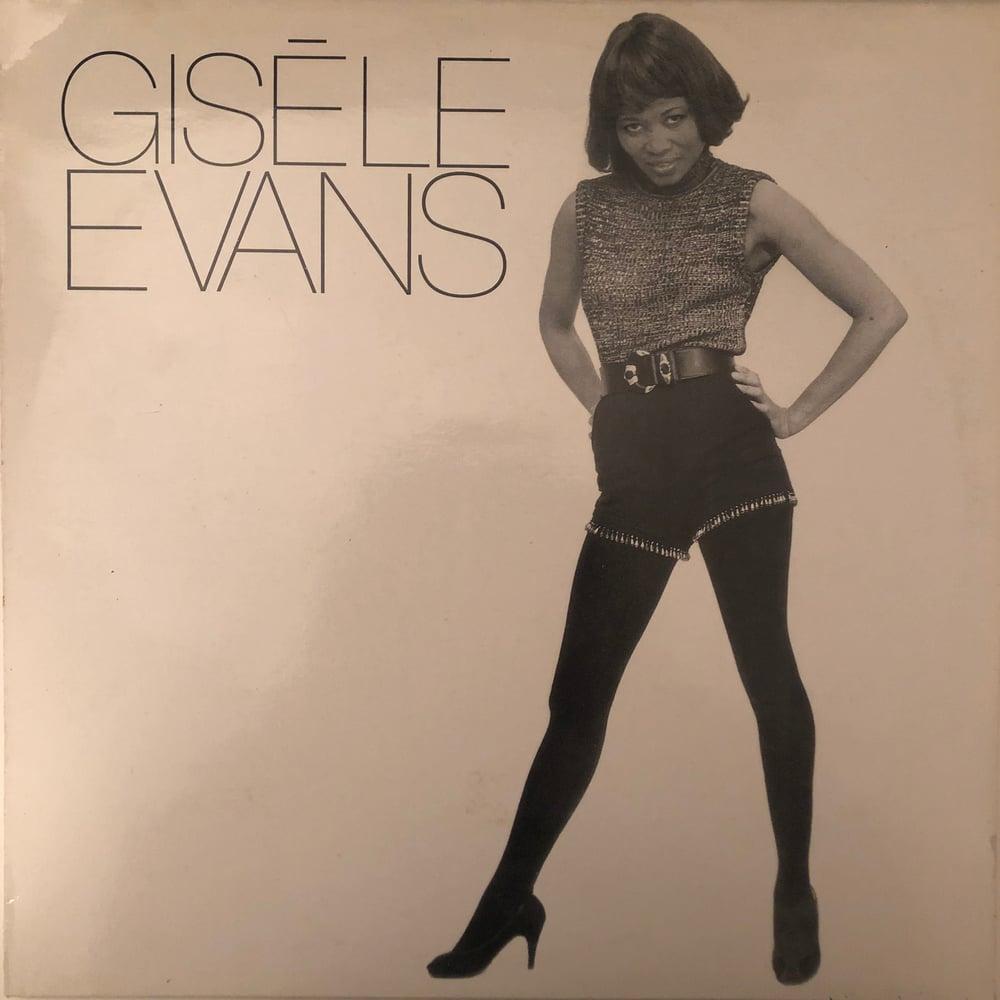Image of Gisele Evans - Gisele Evans