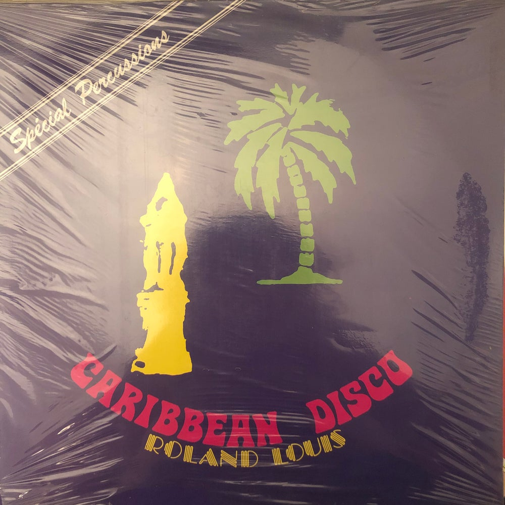 Image of Roland Louis - Caribbean Disco