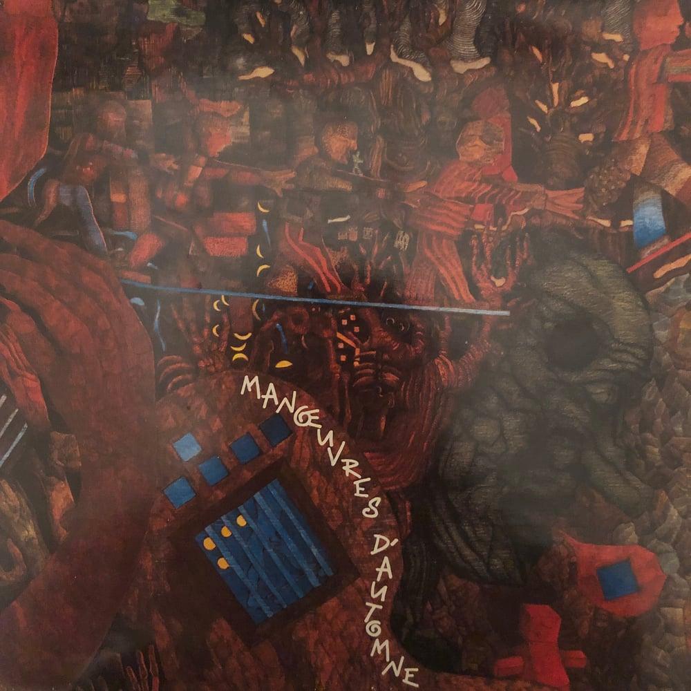 """Image of Gilles-Vincent """"Dizzi"""" Rieder – Manœuvres D' Automne"""