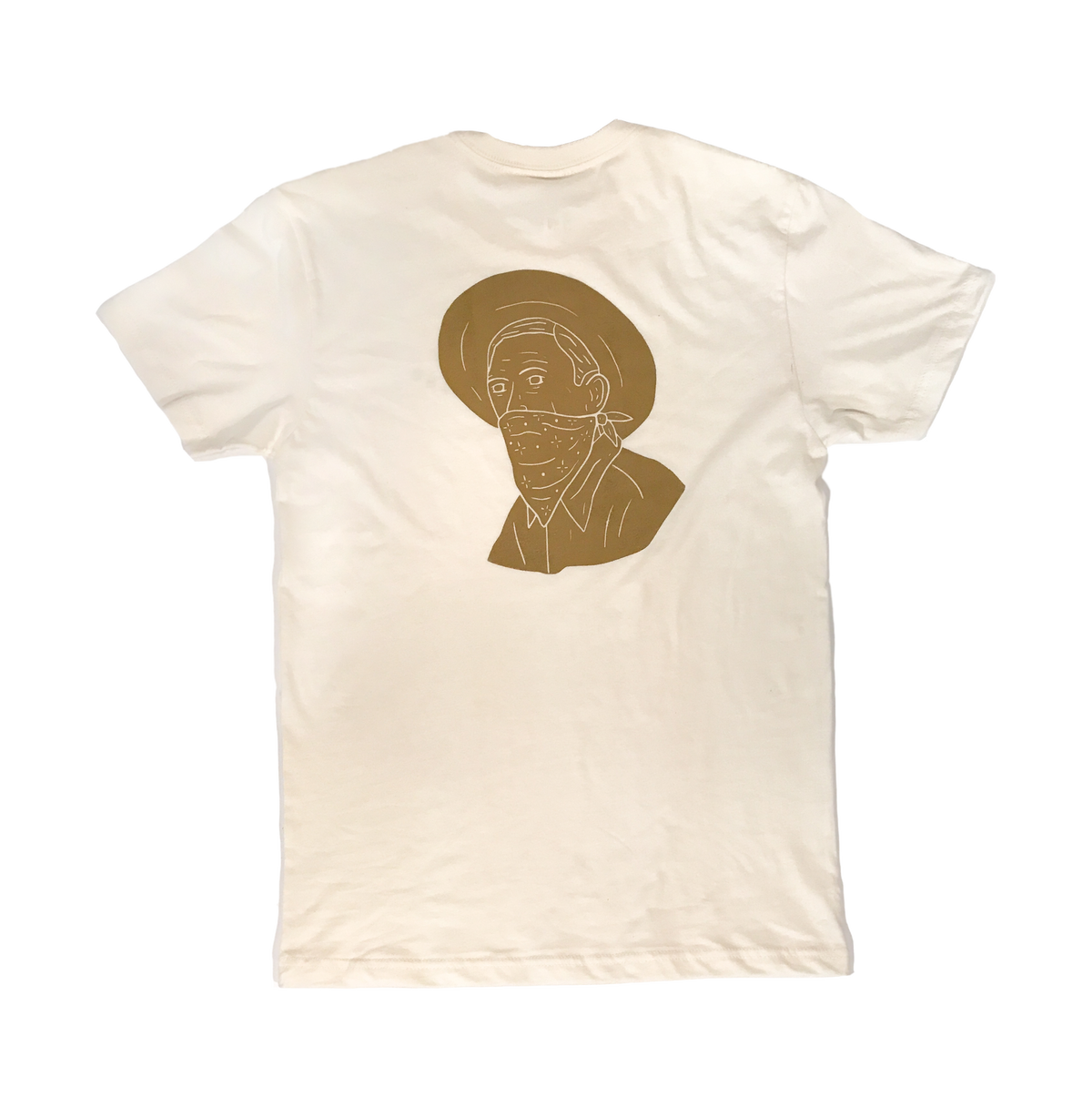 Image of Outlaw Tee - Natural