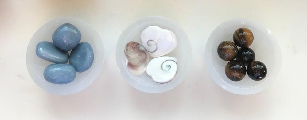 Image of Selenite Charging Bowl