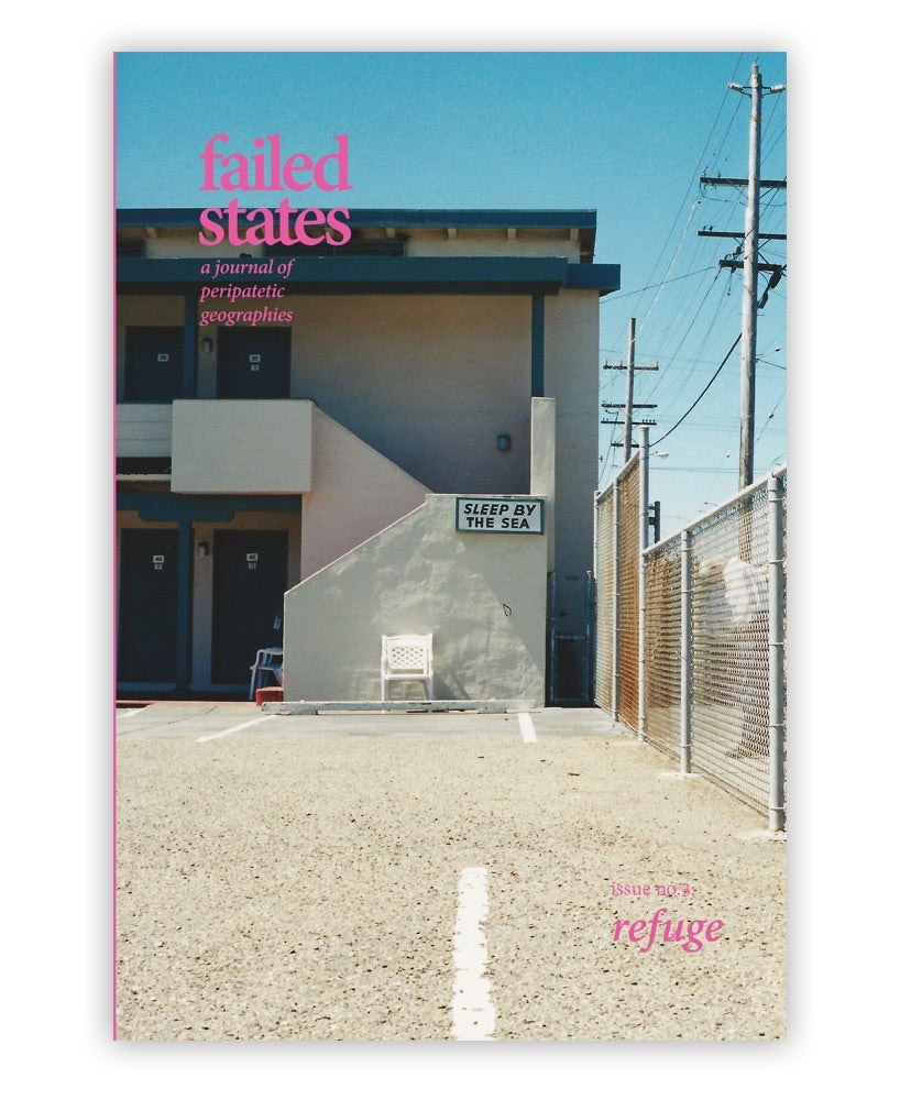 Image of Failed States issue no.3: refuge