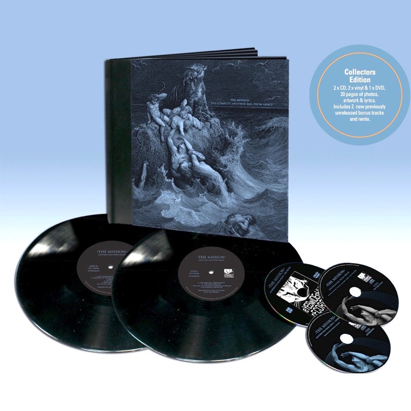 Image of The Complete Another Fall From Grace (Limited Collectors Edition)