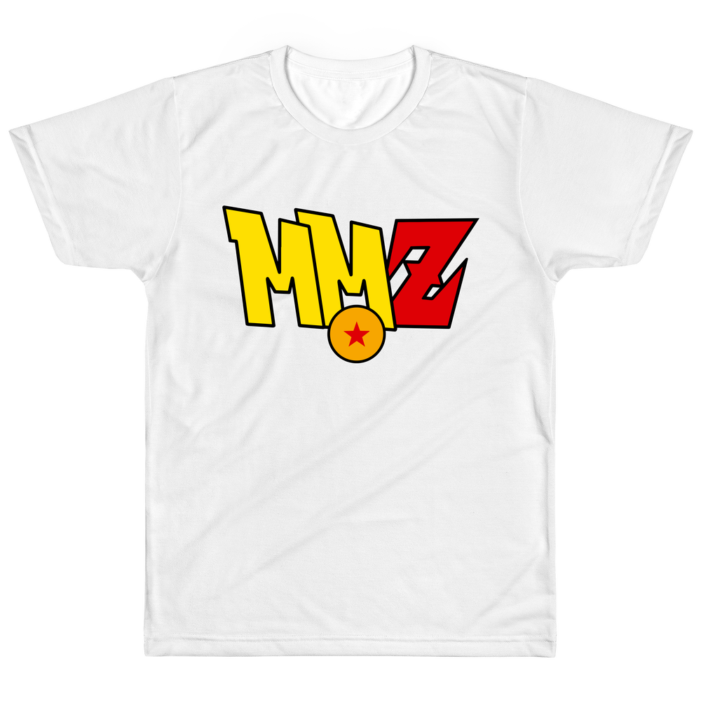 Image of T-Shirt MMZ (White)