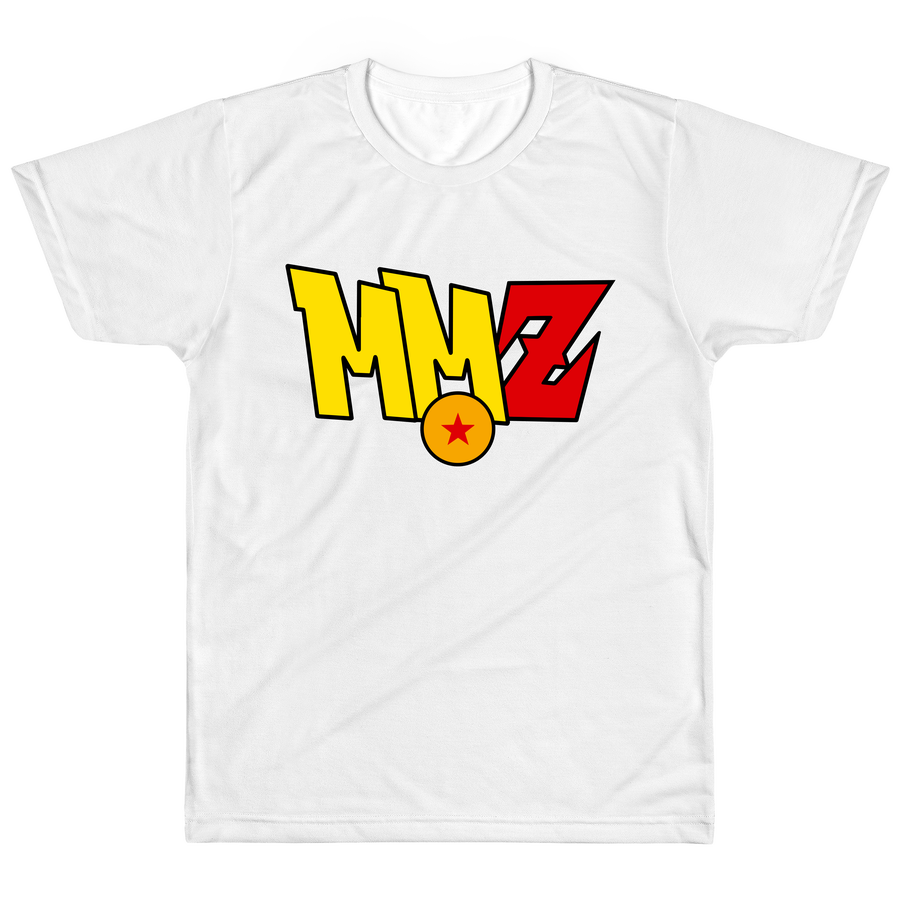 Image of T-Shirt MMZ (White)