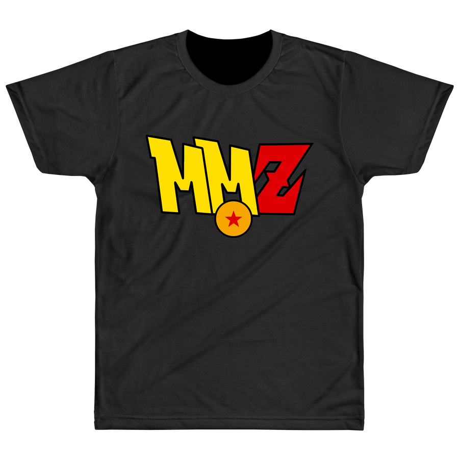 Image of T-Shirt MMZ (Black)
