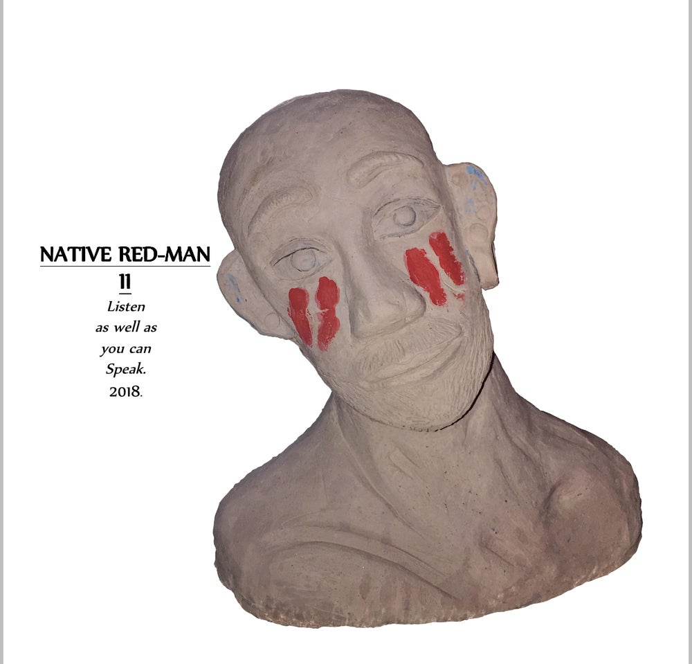 "Image of ""NATIVE RED-MAN II"""