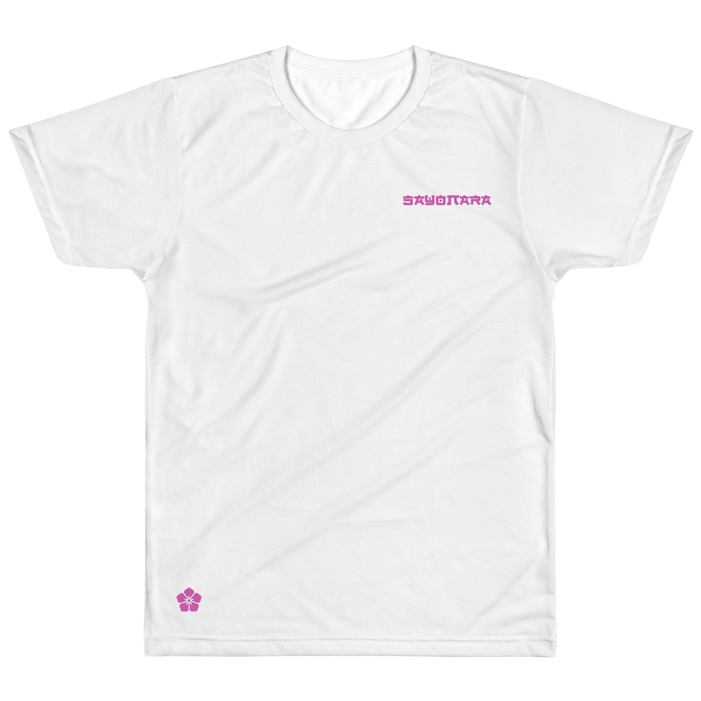Image of T-Shirt SAYONARA (White)