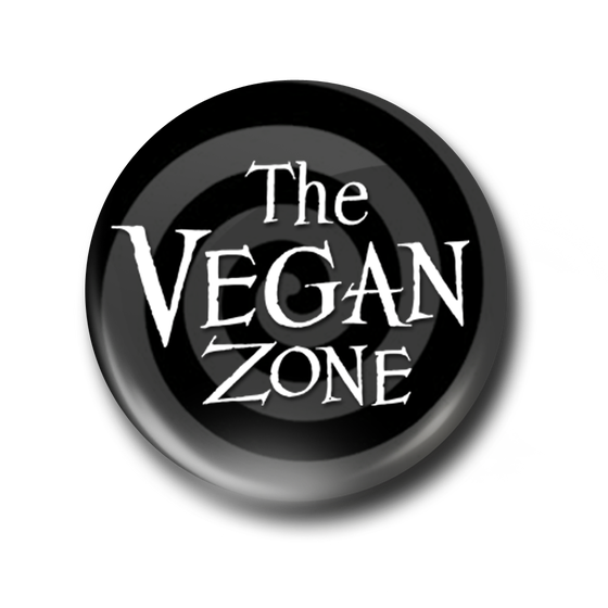 Image of Vegan Zone : Button