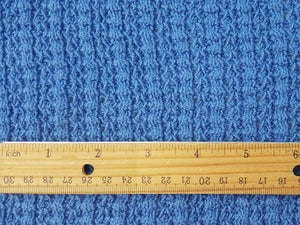 Image of Dyed Cotton - Saratoga Rib - Blue Jay (by the half yard)