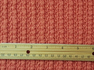 Image of Dyed Cotton - Saratoga Rib - Persimmon (by the half yard)