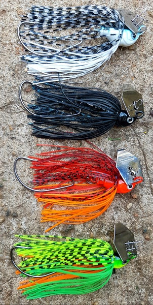 Image of We-chat (weedless chatterbait)