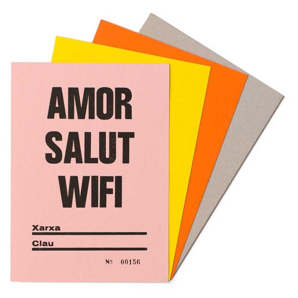 Image of AMOR SALUT WIFI