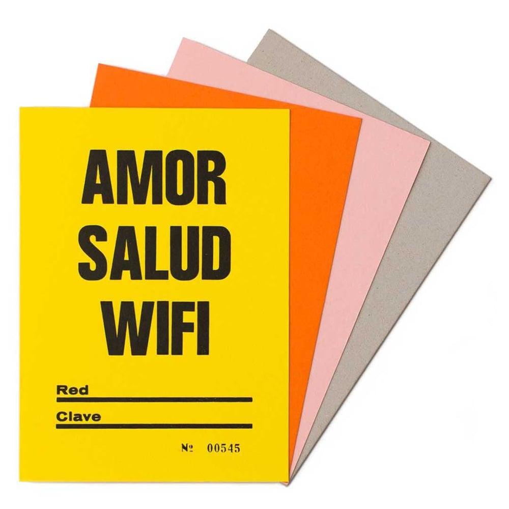 Image of AMOR SALUD WIFI