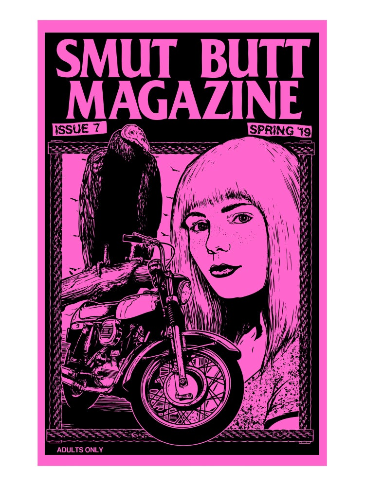Image of SMUT BUTT MAGAZINE ISSUE 7 DIGITAL DOWNLOAD