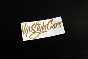 Image of VSC Logo 6 inch Vinyl
