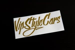 Image of VSC Logo 9 Inch Vinyl