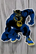 Image of Splash Panther 3-in sticker
