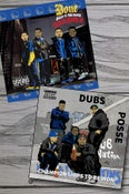 Image of Dubs Crew 7-in print combo