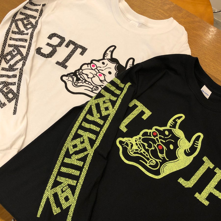 Image of 3TJP HANNYA LONG SLEEVE T 19SS