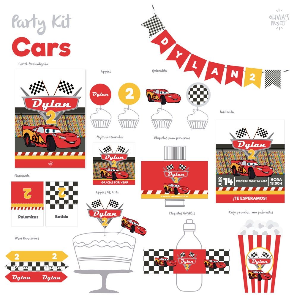 Image of Party Kit Cars