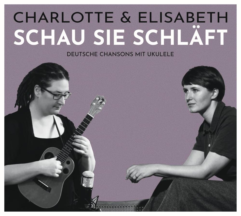 Image of CD - Schau sie schläft