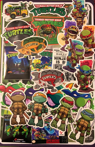 Image of Ultimate 24 Premium Sticker Pack!!!